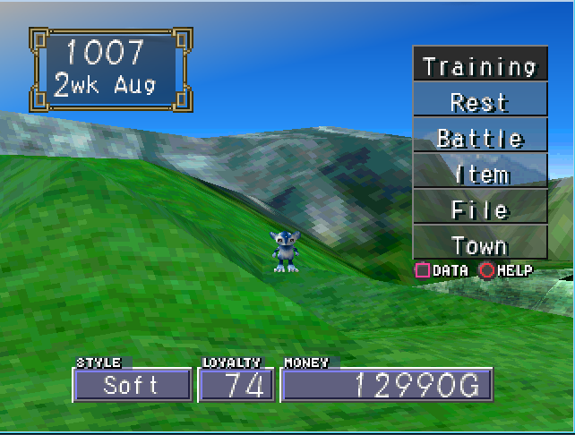 monster rancher 2 psx emulator download